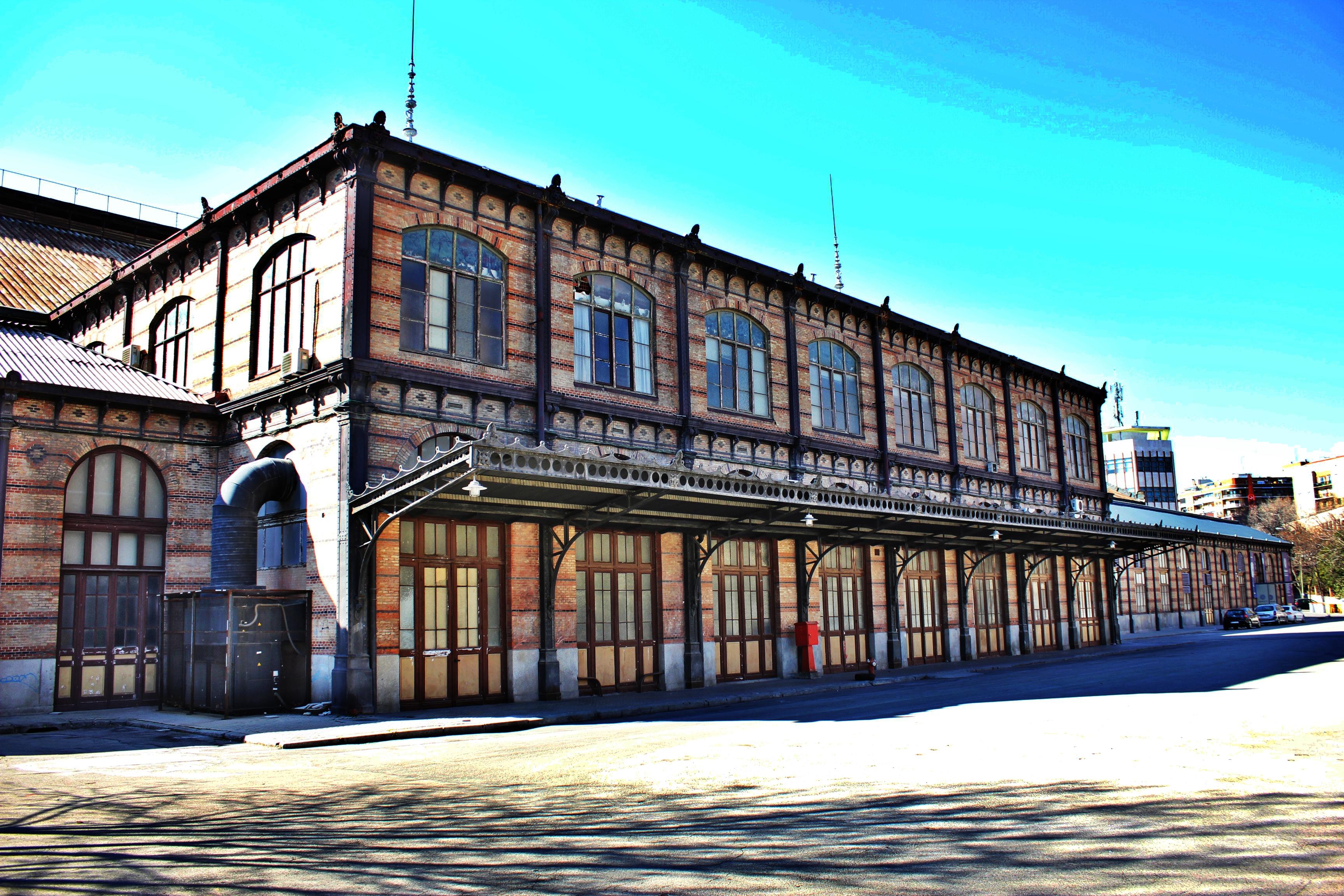Estaci n de delicias madrid lugares perdidos for Pisos en delicias madrid