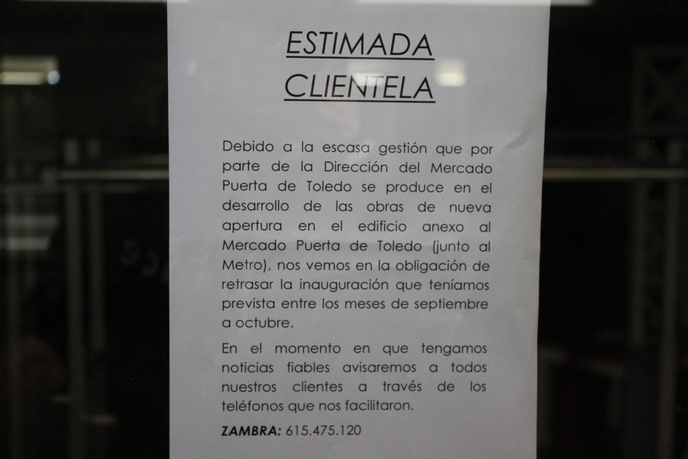 Centro comercial Puerta de Toledo.Madrid (6/6)