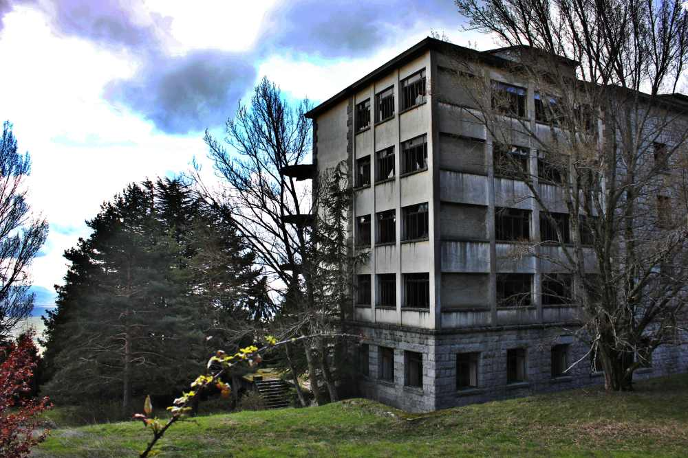 Hospital la Tablada. (5/6)