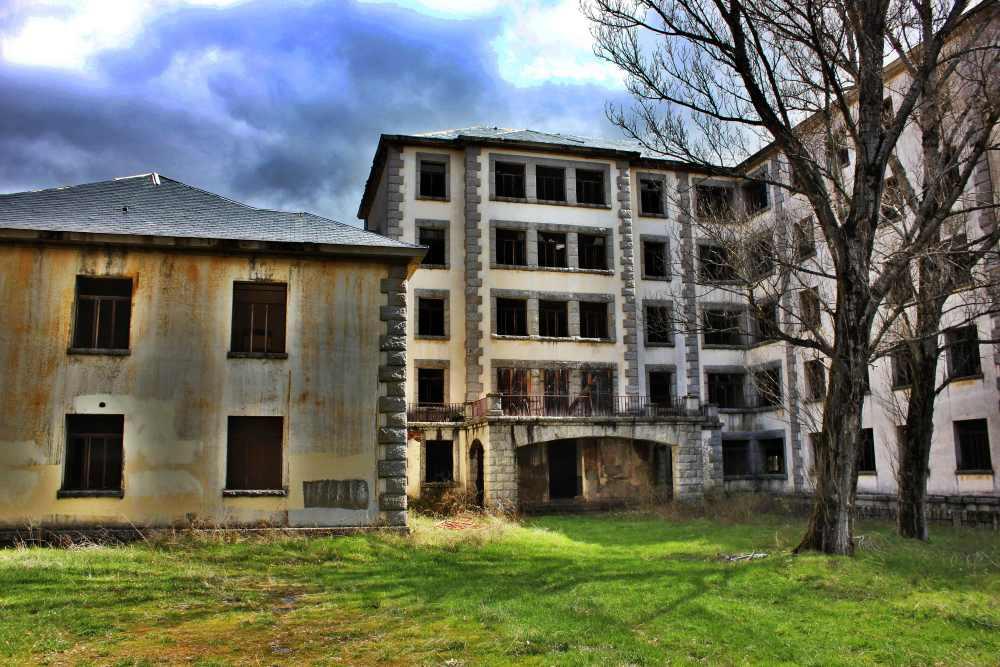 Hospital la Tablada. (1/6)
