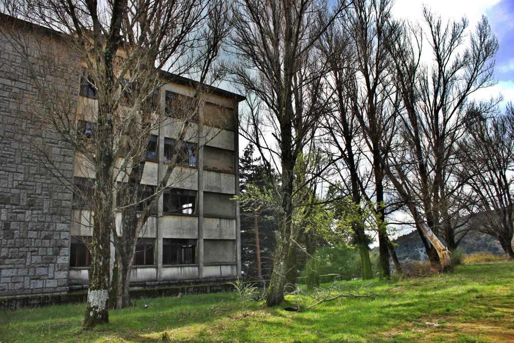 Hospital la Tablada. (4/6)