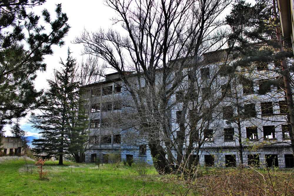 Hospital la Tablada. (3/6)