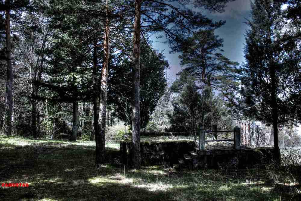 Chalets abandonados.Sierra de Madrid (5/6)