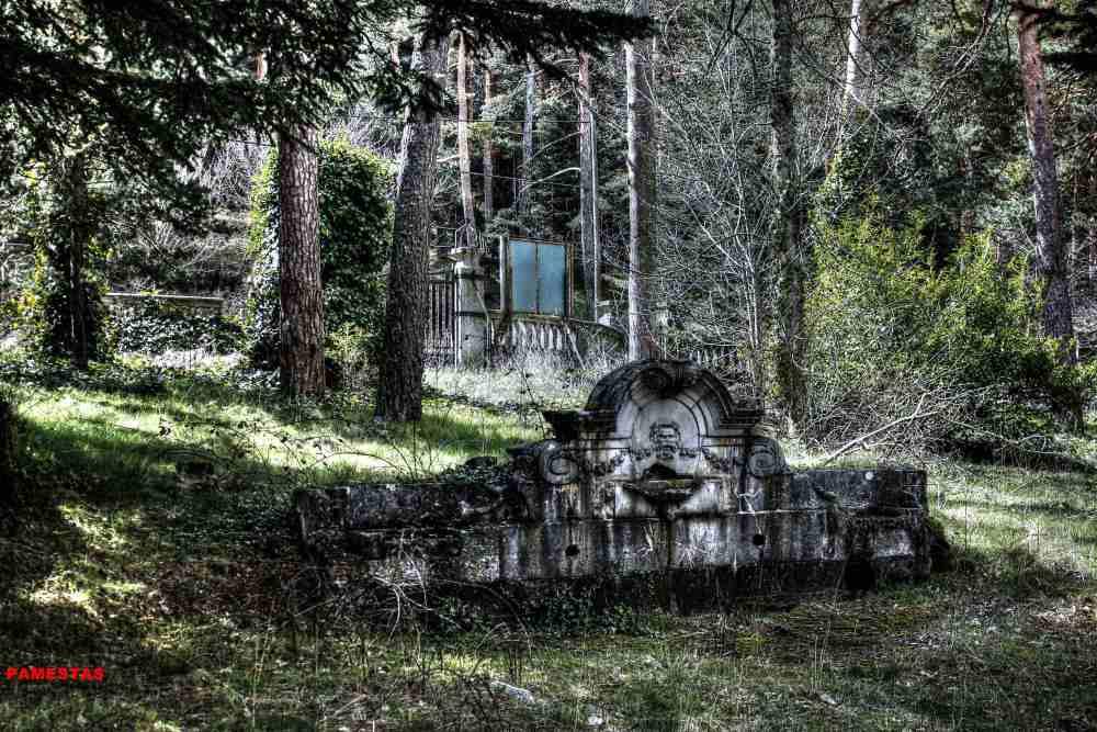 Chalets abandonados.Sierra de Madrid (6/6)