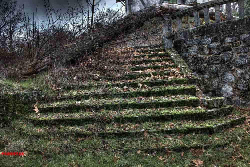 Chalets abandonados.Sierra de Madrid II (4/6)