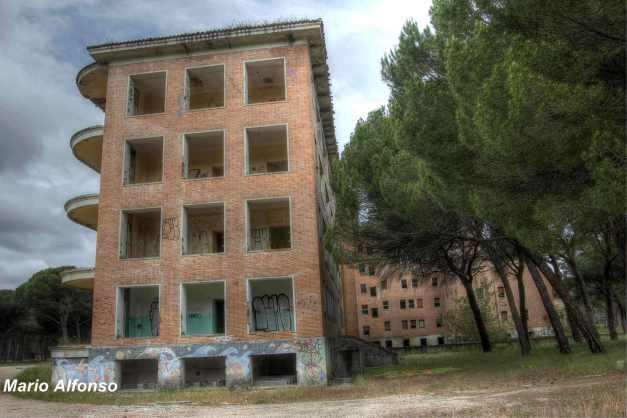 Boecillo Spain  City new picture : Hospital de Boecillo en Valladolid   lugares perdidos