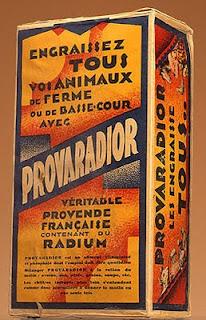 preservativos radiactivos