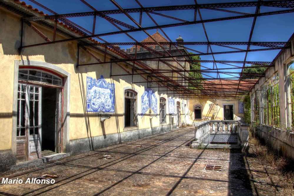 Palacete Modernista.Portugal. (2/6)