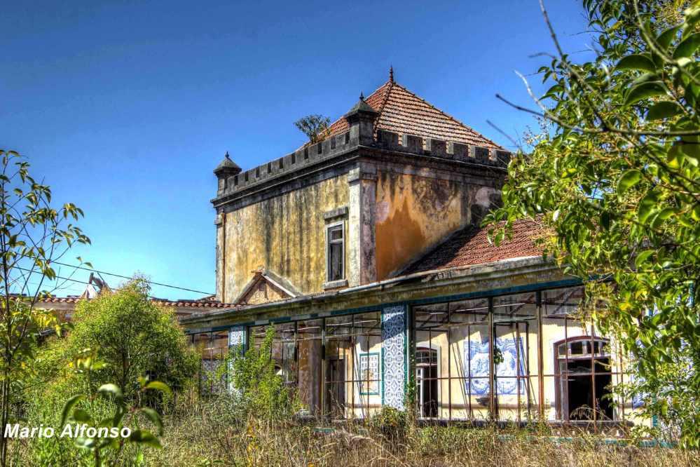 Palacete Modernista.Portugal. (3/6)